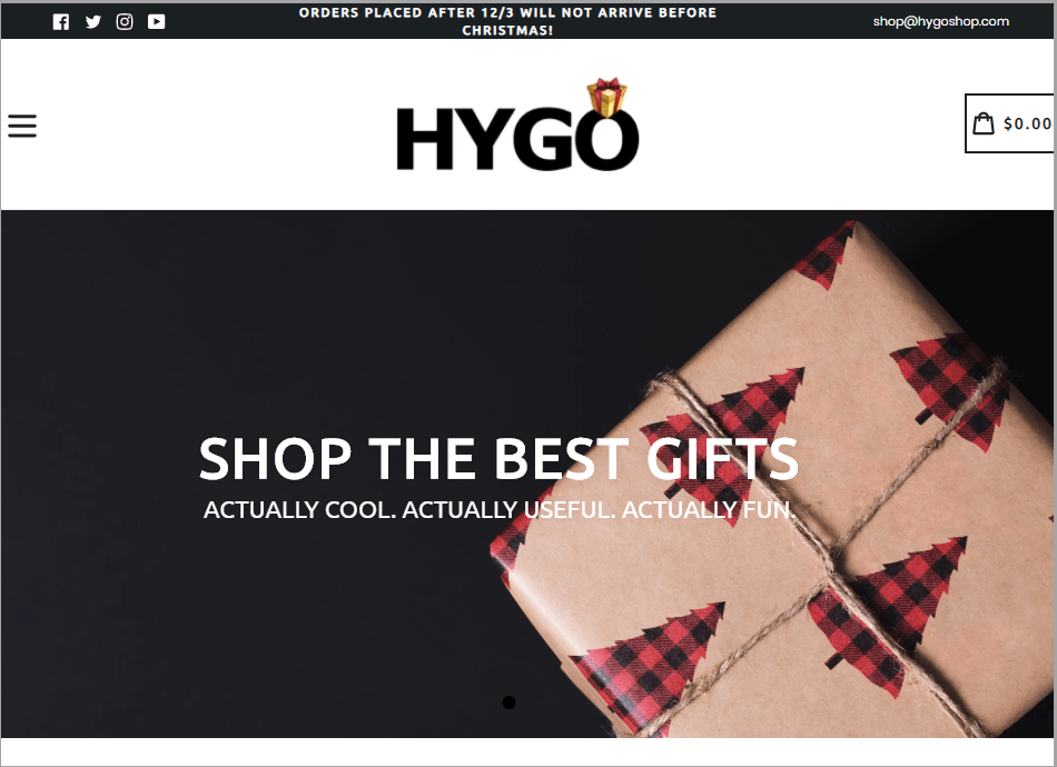 How to extract data from Hygoshop.com and upload it to Shopify