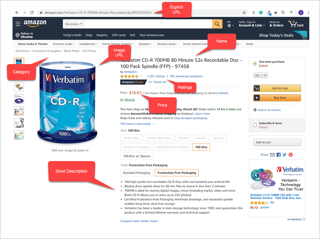 """Forget About """"Proxies"""" and """"CAPTCHAs"""" – How to Scrape Product Data from Amazon with eScraper"""