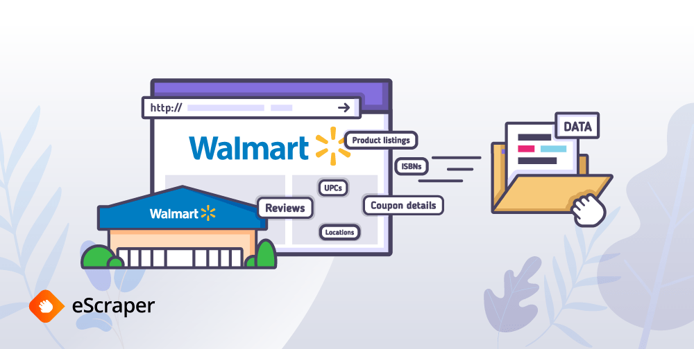 Walmart scraping: get product data, reviews, UPC and other data hassle-free