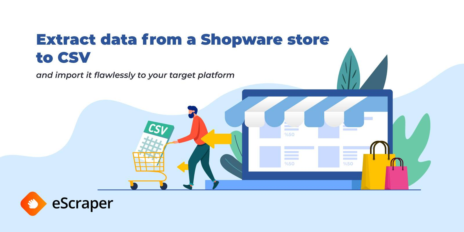 Looking for a Shopware data extraction solution? Learn about this web scraping tool