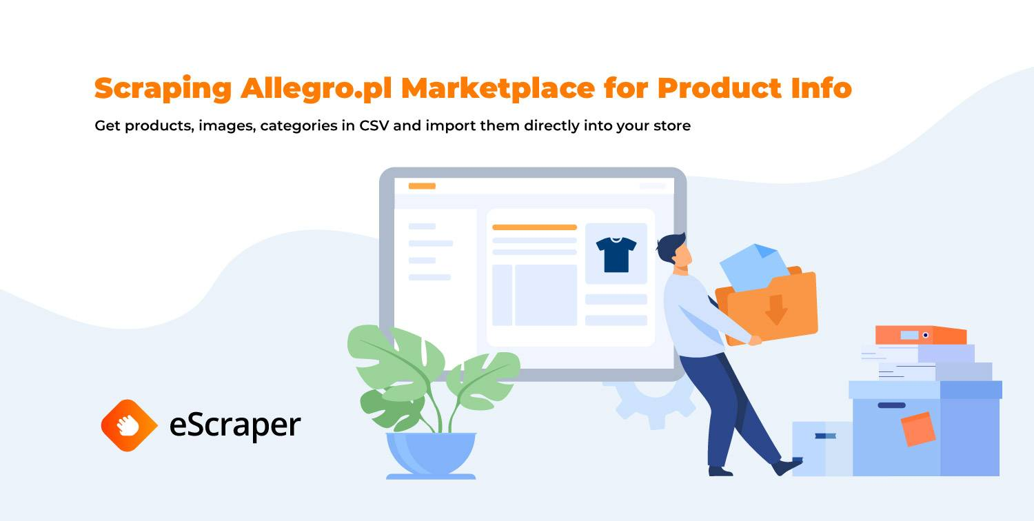 Scraping Allegro Marketplace for Product Info