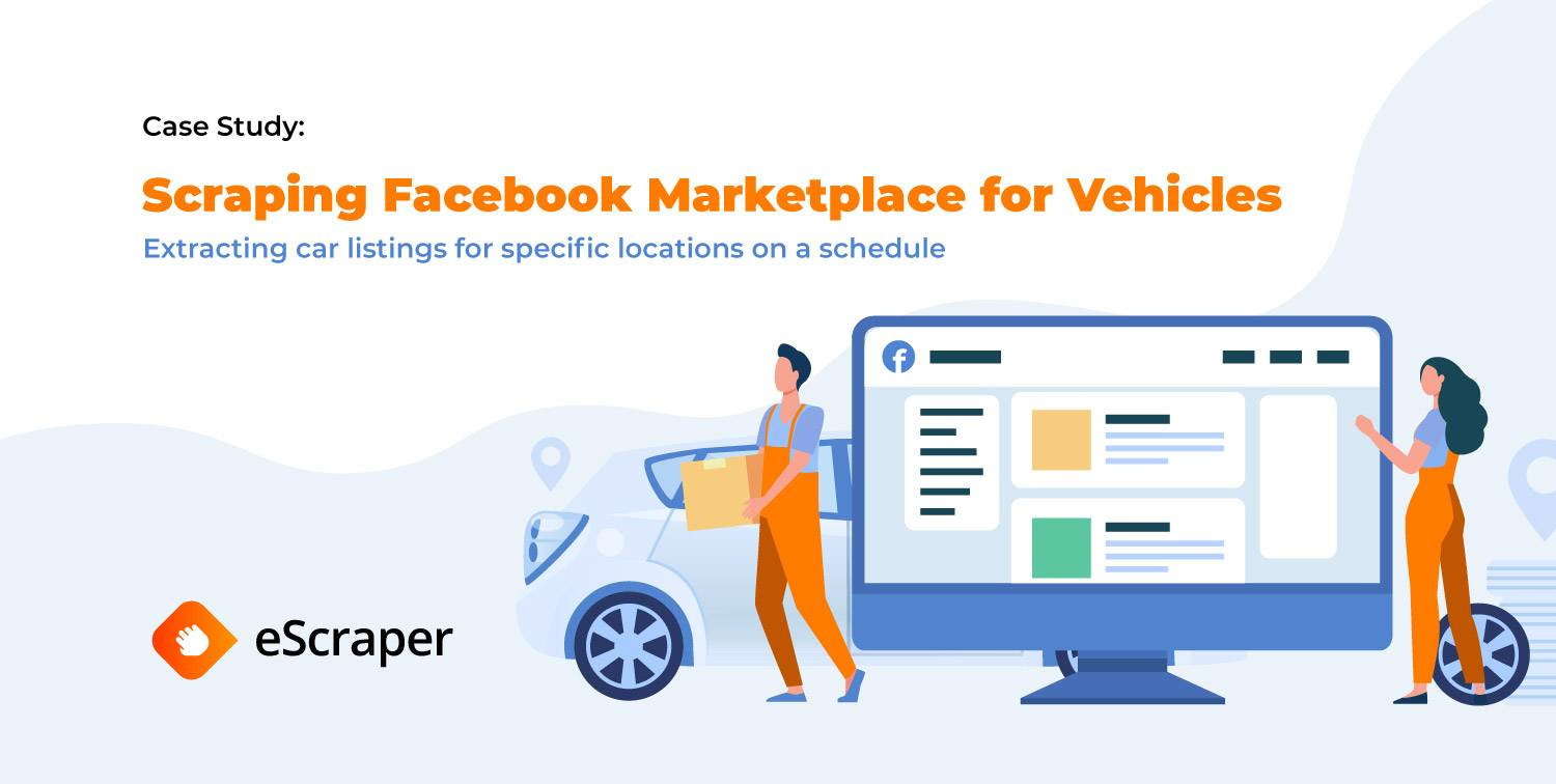 FaceBook Marketplace: Scraping Vehicle Category